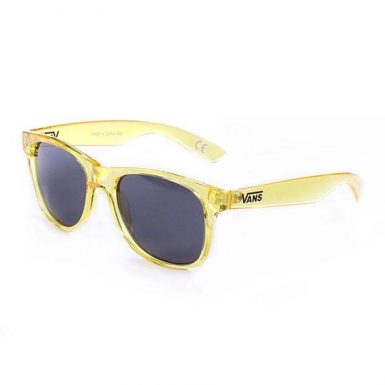 vans spicoli 4 shades cyber yellow transiculent VN000LC0Z701
