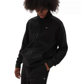 vans versa track jacket dx black VN0A54A3BLK1 vans kabát