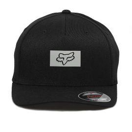 fox standard flexfit sapka black
