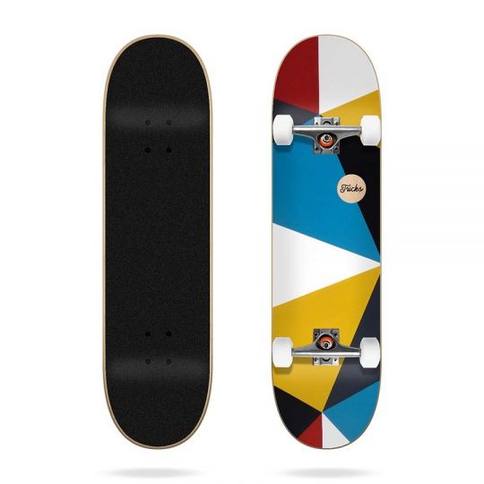 tricks skateboards geo 8.0 complete