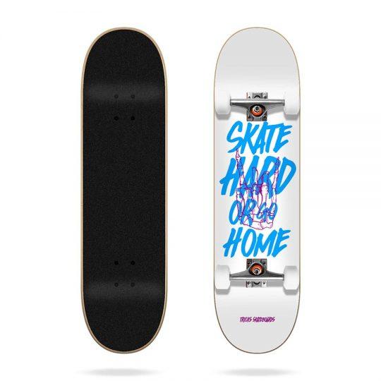 tricks skateboards hard 8.0 complete