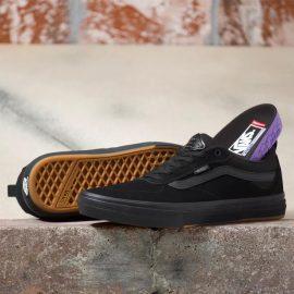 vans kyle walker pro blackout VN0A5JIE1OJ1M vans deszkás pro cipő