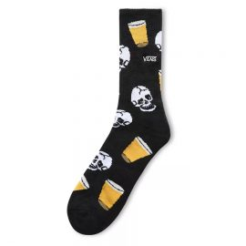 vans dive bar crew black zokni VN0A5FINBLK