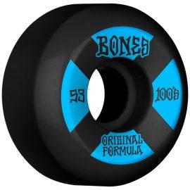 bones original formula 53mm 100a kerék black