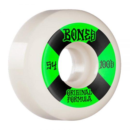 bones original formula 54mm 100a kerék