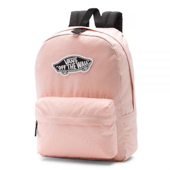 vans realm táska hátizsák powder pink VA3UI6ZJY