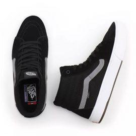 vans bmx sk8-hi cipő black grey white VN0A5JIQ9BG