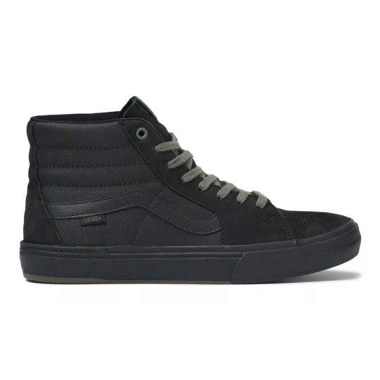 vans bmx sk8-hi cipő scotty cranmer black thyme VN0A5JIQ9BH1M
