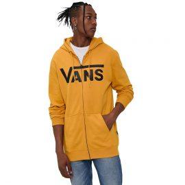 vans classic zip kapucnis pulóver golden glow VN0A456CLSV