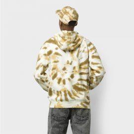 vans look ahead kapucnis pulóver tie dye
