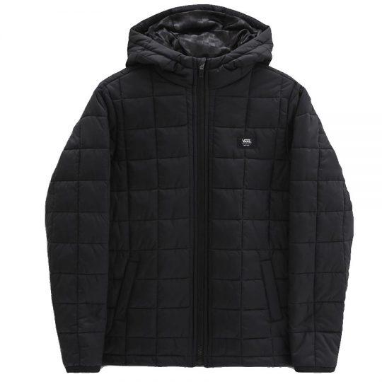 vans woodbridge II kabát black VN0A5FPYBLK vans téli kabát